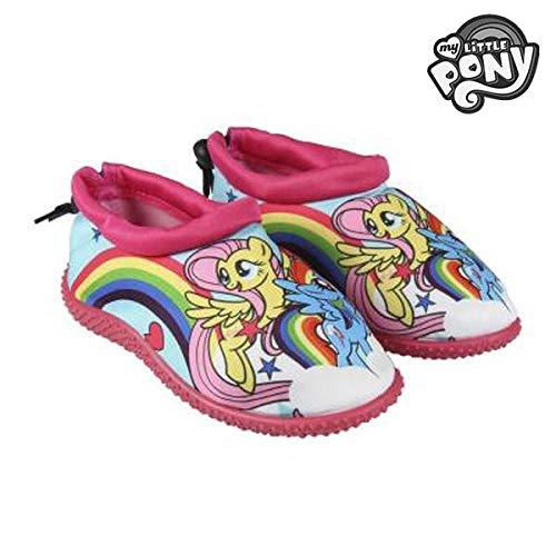 Escarpines Infantiles My Little Pony 7981 (talla 25)