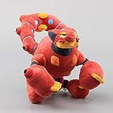 Juguete De Peluche Dibujos Animados Animal Muñeca Suave Juguete De Felpa, Bebé Cumpleaños Cumpleaños Regalo Decoración 24-36 Cm Volcanion 22Cm