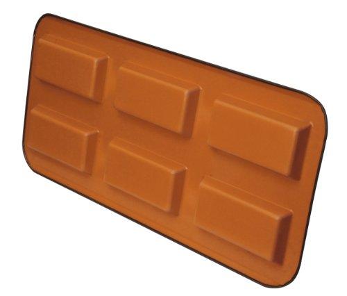 Gobel 232111 Pack d'Orange - Molde Financiers 6 Huecos