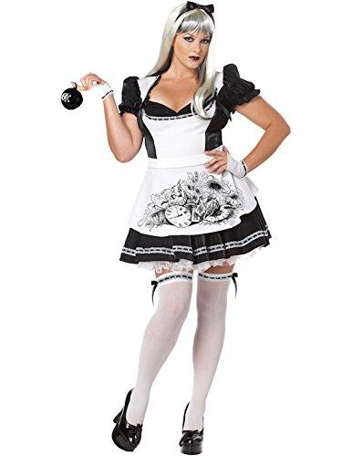Generique - Halloween-Kostüm Alice böse -