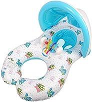 Baby Kids Summer Swimming Ring Inflatable Swimming Float Ring Fun Pool Toys Swim Ring Seat