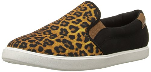 crocs Citilane Slip-On Sneaker Women, Damen Sneakers, Mehrfarbig (Leopard/Black), 39-40 EU Crocs Slip On Schuhe