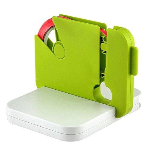LCLrute Maschine Impuls Sealer Seal Maschine Tragbare Gerät Sealing Food Saver Dichtung Tasche Küche Utensil Werkzeuge Dichtung überall (Grün)