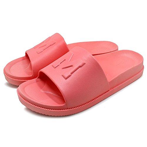 polliwoo-ciabatte-da-doccia-antiscivolo-pantofolesandali-da-bagno-unisex-adulto-6-65-uk-fruit-pink