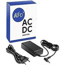 KFD Adaptador Cargador Portátil 19.5V 65W para HP 255 G5 15 215 240 245 250 G5 255 G2 HP 255 G3 Ordenador portátil de 15.6