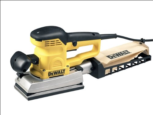DEWALT D26421-GB 240V 1/2 SHEET SANDER