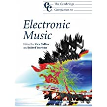 [(Cambridge Companion to Electronic Music)] [Author: Nick Collins] published on (January, 2008)