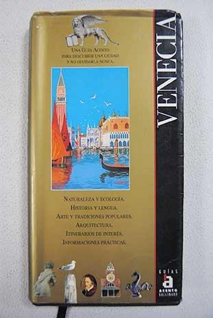 Guia venecia por Miguel (drctor.) Azaola