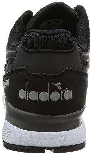 Diadora N9000 Mm Hologram Homme Baskets Mode Noir Noir