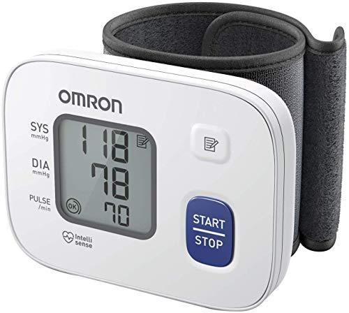 Omron RS2 Handgelenk Blutdruckmessgerät, 1 St