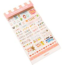 Beauty*Top*Picks - Pegatinas para calendario scrapbooking, álbum, diario