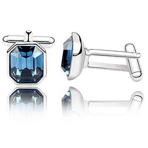 depot-tresor-boutons-de-manchette-cristal-swarovski-element-neuf-livraison-gratuite-couleur-bleu-sap