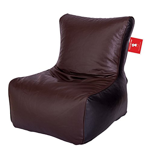 Comfy Bean Chair - Size Xxl - Without Fillers - Cover Only (Brown & Black)  available at amazon for Rs.399