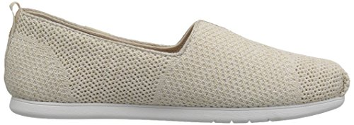 Bobs by Skechers Plush Lite Toile Espadrille Naturel