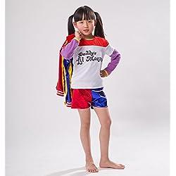 Camiseta, chaqueta, pantalones cortos para niños Little Monster, ropa de niños de 2 años hasta 10 años Talla:L(8-10yr)