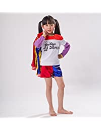 Little Monster T-shirt Jacket Shorts Kids Sizes Cosplay Clothes From Childrens 2 Years to 10 Year