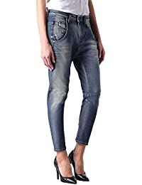 Diesel Fayza 0850K Ladies Sweat Jeans Boyfriend