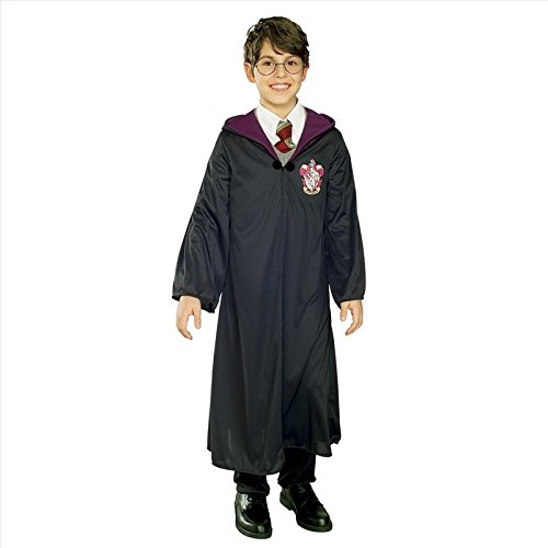 Rubies Costume Co R882104-M Harry Potter Robe Ni-o Talla M