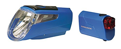 Trelock LI-ION Set 460 I-GO Power LS 720, Blue, 10 x 5 x 3 cm
