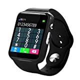 HoneybeeLY Kinder Smartwatch, U10 Wasserdichte Bluetooth Anti-verlorene GPS-Verfolger-Handy-Uhr