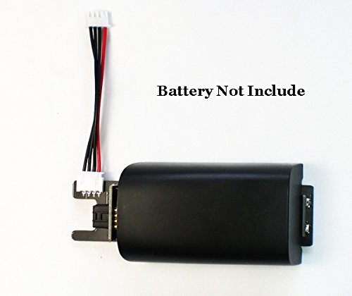 Anbee® Balance Charger Socket Adapter Plate for Parrot Bebop