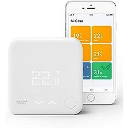 1 de Tado 4260328611456 Termostato Inteligente V3+, Blanco