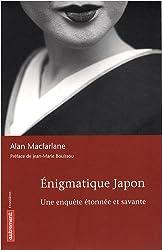 Enigmatique Japon : Une enquête étonnée et savante