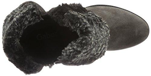 Gabor Jollys, Bottes Classiques Femme Gris (Lupo/Grey 30)