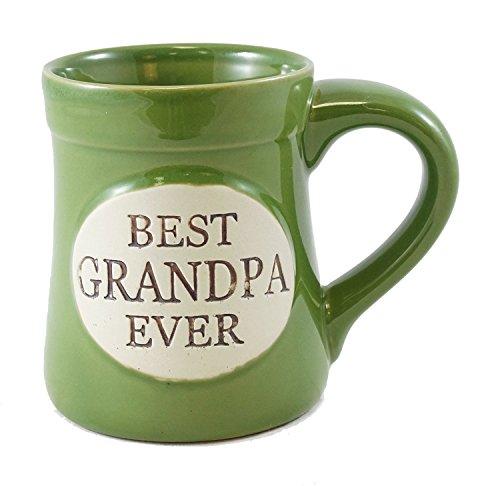 DEI Best Opa Ever geprägt Kaffee Becher-16oz