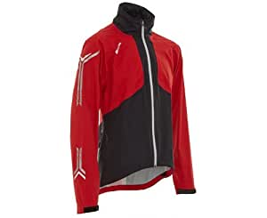 Polaris Hexon Jacket Red Black 2016 - Red Black , XL