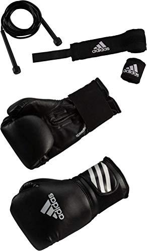 adidas Boxing KIT Black - Bandage Box Kit