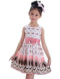 810f8475f8e02 Amazon.fr   Bonjouree - Robes   Fille   Vêtements