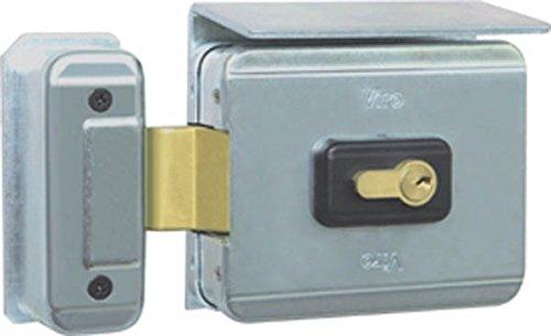 Cerradura eléctrica V90-Cerrojo giratorio-Apertura hacia el e