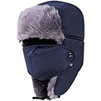 Windproof Hat Sombrero De Invierno Cálido Sombrero Acolchado Máscara De Nieve A Prueba De Viento Ciclismo Sombrero Señoras Caliente Cálido Sombrero De Lei Feng,B