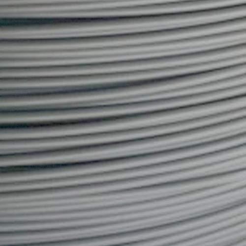 Filament pour imprimante 3D PET Gris clair 1,75 mm 1 kg