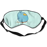 Comfortable Sleep Eyes Masks Fat Bird Pattern Sleeping Mask For Travelling, Night Noon Nap, Mediation Or Yoga preisvergleich bei billige-tabletten.eu