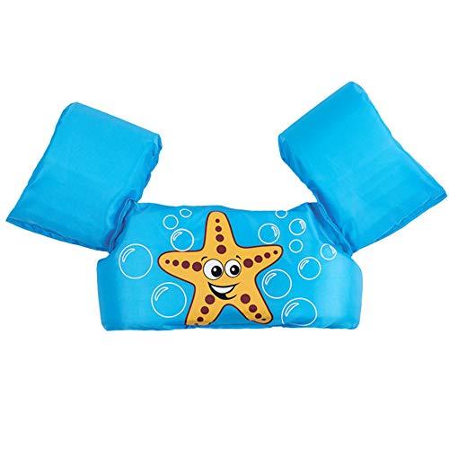 Vaugan Schwimmjacke FüR Kinder, Aufblasbare Armschwimmer Zum Schwimmenlernen, Auftriebsweste Baby Arm Foam Drifting Floating Swimming Aid -