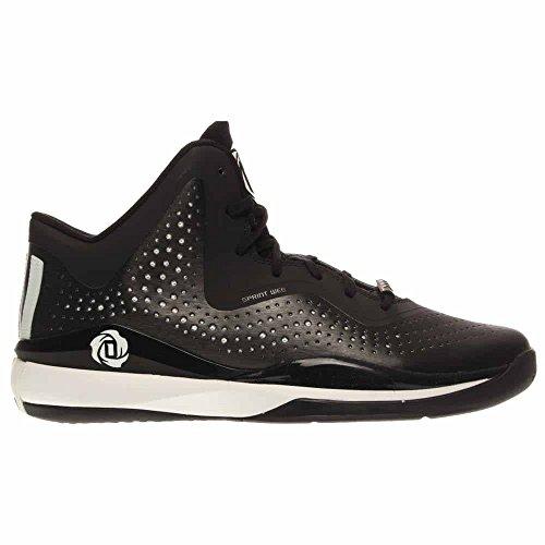 Adidas D Rose 773 Iii Chaussure De Basket-ball 10 Aluminium-nero-bianco ...