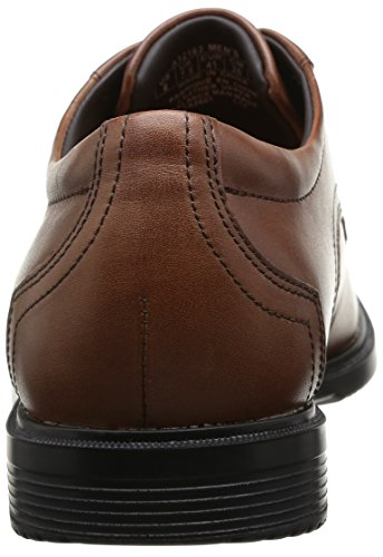 Rockport Cs Plain Toe, Chaussures de ville homme Marron (Tan Ii)