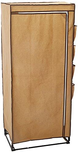 honey-can-do-wrd-01270-armario-ropero-movil-de-686-cm-de-ancho-ribete-caqui-marron