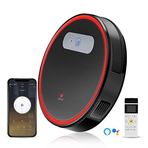 LEFANT Aspirador Robot con WiFi, Aspira y Barre 2 en 1, App Control, Compatible con Alexa y Google...