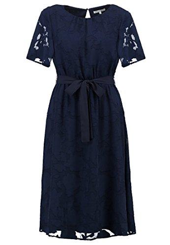 mint&berry Damen Kleid Freizeitkleid Gr.36 Navy