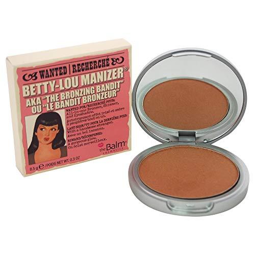 theBalm Highlighter, Betty-Lou Manizer,1er Pack (1 x 8.5 g) -