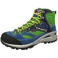 AKU Transalpina GTX Shoes Men BlueOrange Größe 41,5 2016