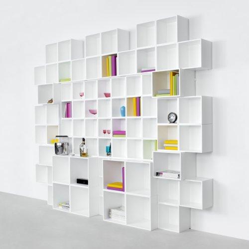 Design Regal – Individuell erweiterbare Bibliothek - 4