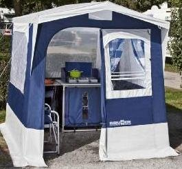 Brunner Gusto 200x200 Tenda Cucina per Caravan