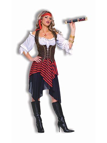 Sweet Buccaneer Adult Standard Costume