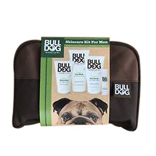 Bulldog - Kit de cuidado de la piel para hombre
