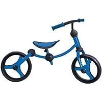 Fisher Price Fp1050033-Bicicleta sin pedales para niños 2 En 1, color azul