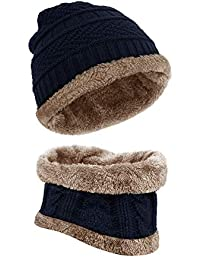 Kids Hat and Scarf Set 27f218633ffe
